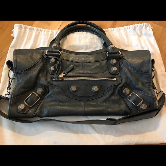 34e52de31ce Balenciaga Bags | Part Time With Silver Hardware | Poshmark